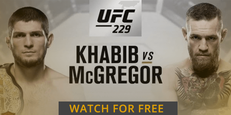 Khabib Vs Mcgregor Stream