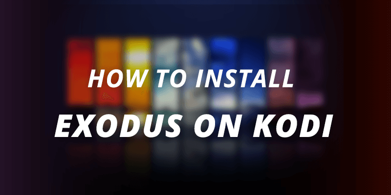 how to install exodus on kodi