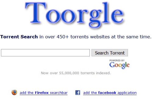 toorgle kickass torrent alternative