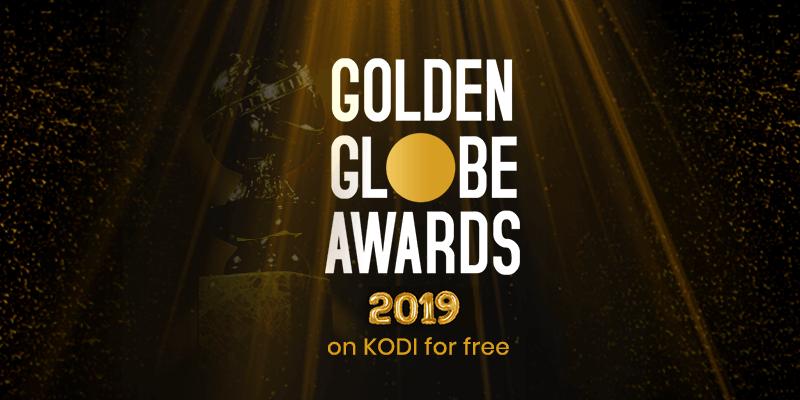 golden globe awards 2019 kodi free
