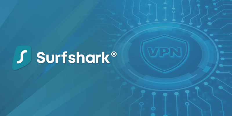 All rounder VPN SURFSHARK