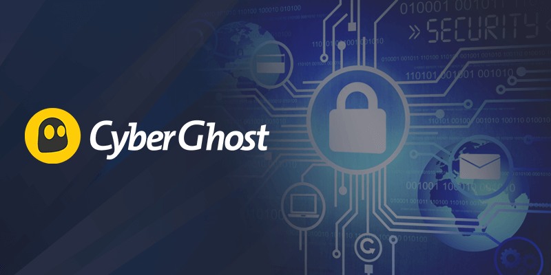 CYBERGHOST for privacy