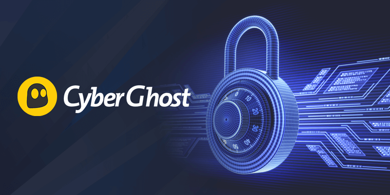 CYBERGHOST great privacy for windows