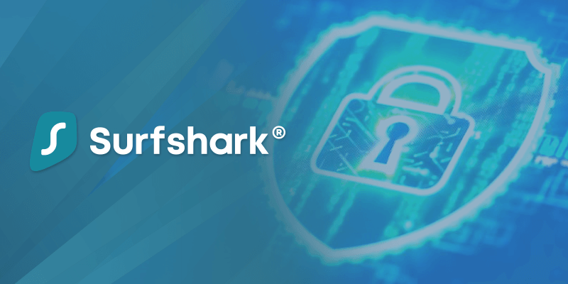 SURFSHARK good security for Windows