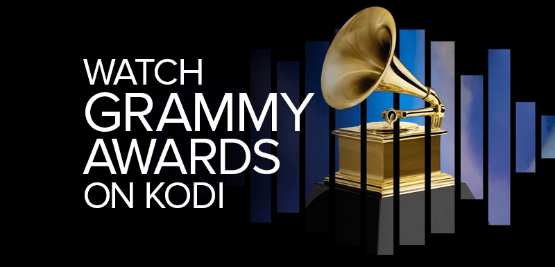 Watch Grammy Awards On Kodi