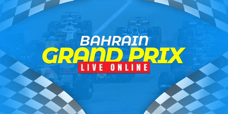 watch f1 live streaming bahrain grand prix