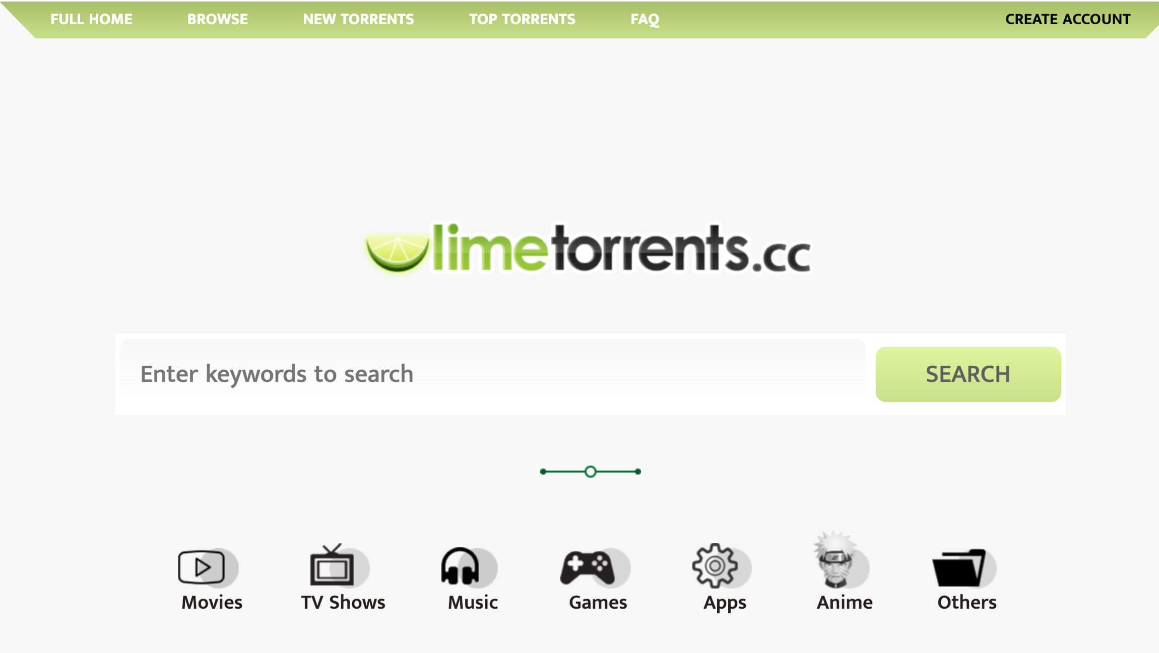 lime torrent best torrent search engine