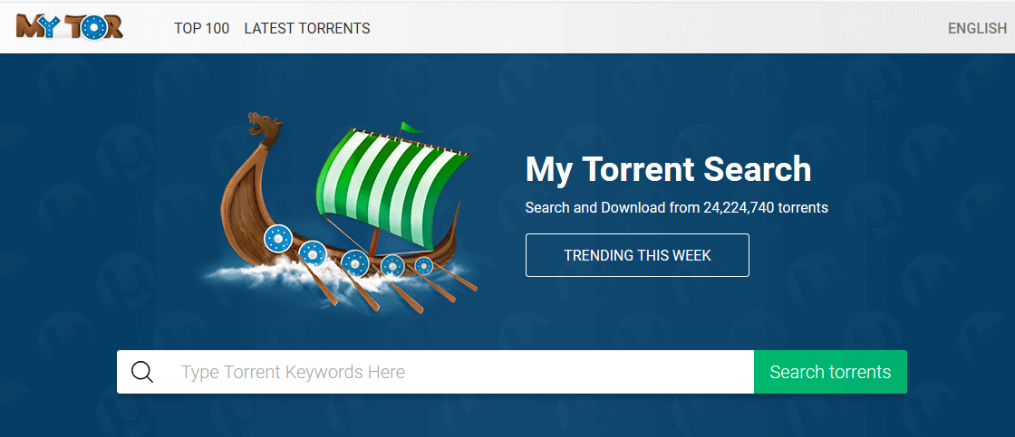 mytor best torrent search engine