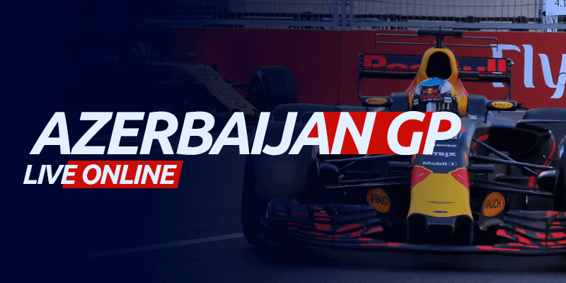 watch f1 live streaming azerbaijan grand prix