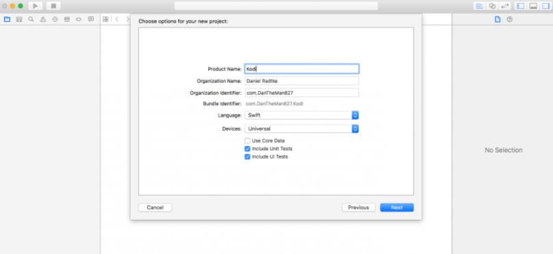 Update Kodi on iOS Xcode Step 2