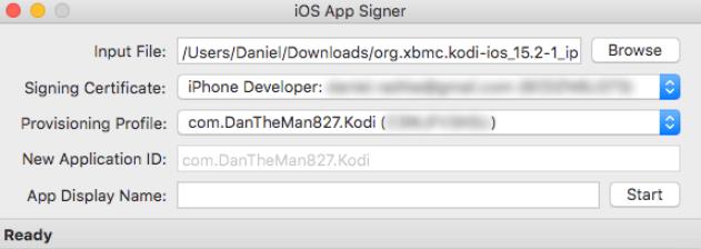 Update Kodi on iOS Xcode Step 6
