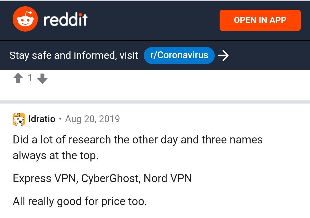 BBC iPlayer VPN Reddit