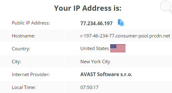 AVG VPN Does It Leak IP Address