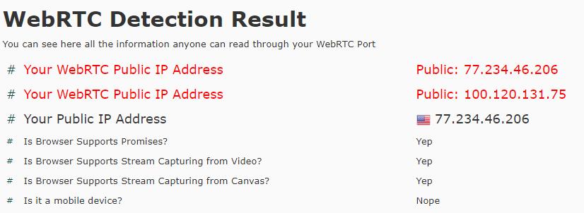 AVG VPN Does It Leak WebRTC