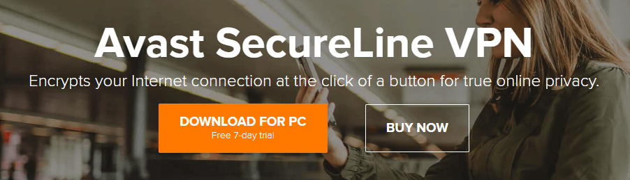 Avast SecureLine VPN The 7 Day Free Trial