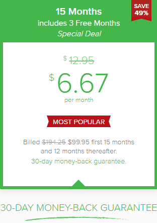ExpressVPN Discount Coupons for 15 Month