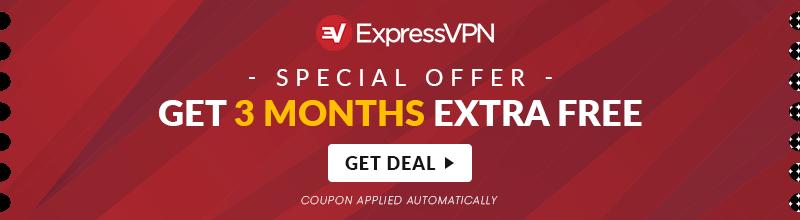 ExpressVPN discounted coupon