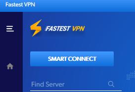 FastestVPN Smart Connect Feature