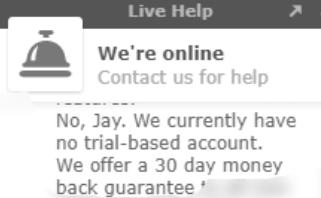 IPVanish no free trial customer support