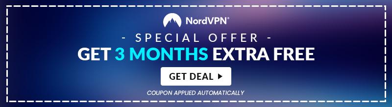 NordVPN Discounted Coupon