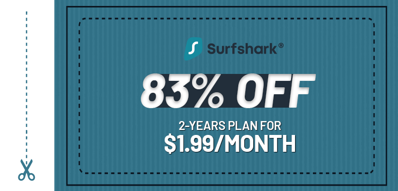 SurfShark Coupon