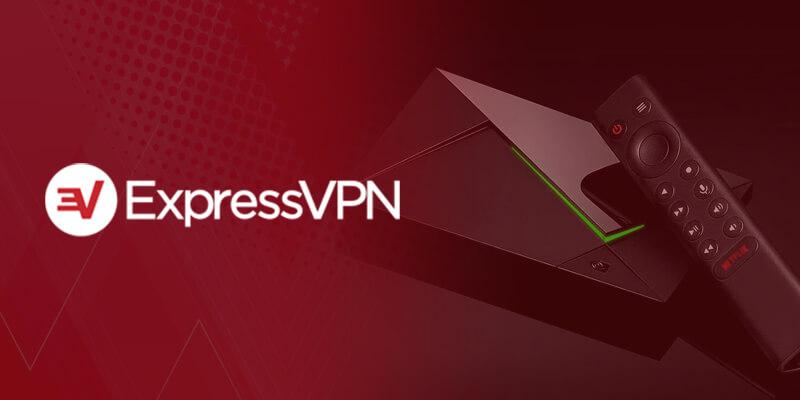 ExpressVPN on Nvidia Shield TV