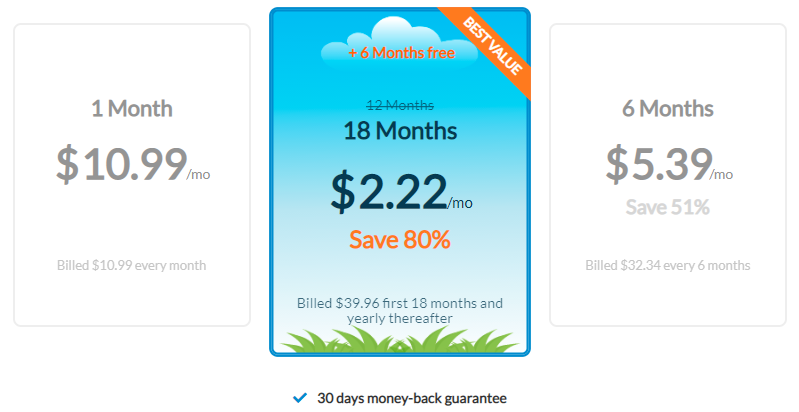 Zenmate VPN updated price packages
