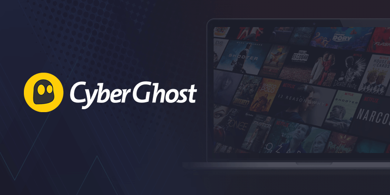 CyberGhost VPN Accessing Netflix Without Restriction