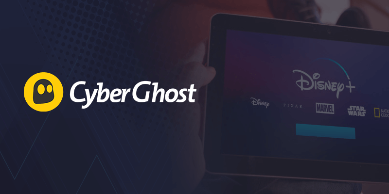 Cyberghost VPN For Disney Plus