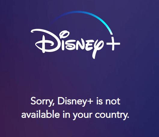 Disney+ Without A VPN