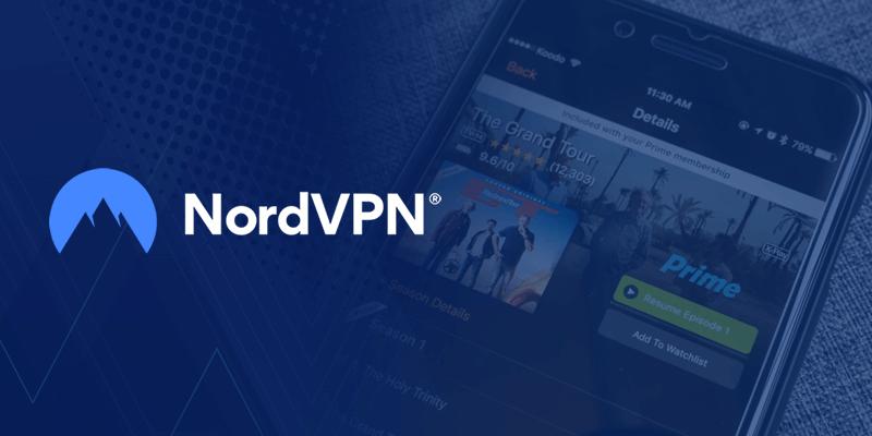 NordVPN For Amazon Prime