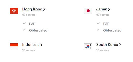 NordVPN Using Asian Server Whatsapp China
