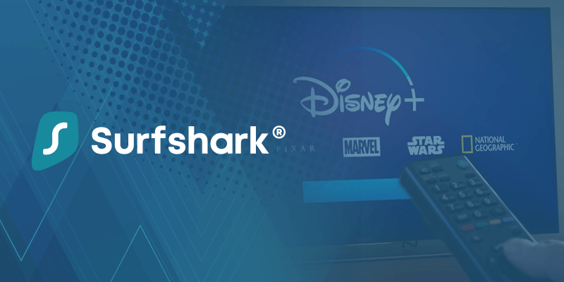 Surfshark Disney Plus VPN
