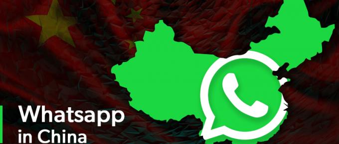 Whatsapp In China