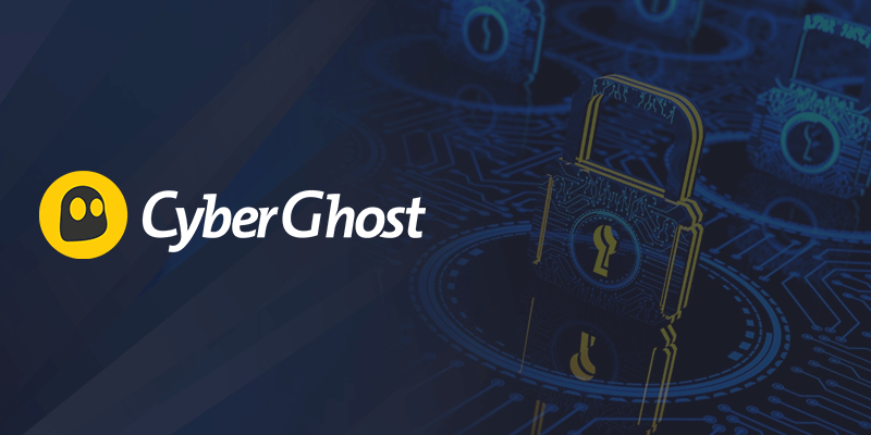 CYBERGHOST VPN for privacy and anonymity