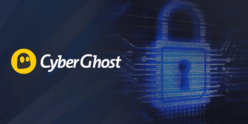 CyberGhost VPN for privacy