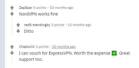 Mac VPN Reddit
