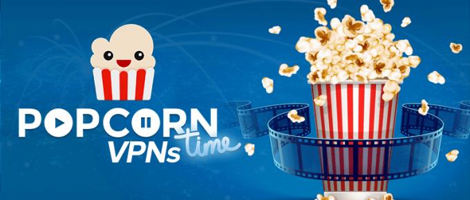 Popcorn Time VPNs