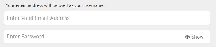 IPVanish create account