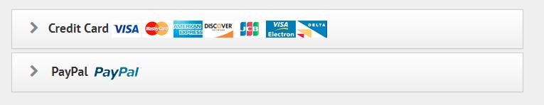 IPVanish payment method