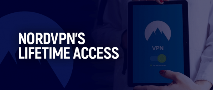 NordVPN's Lifetime Access