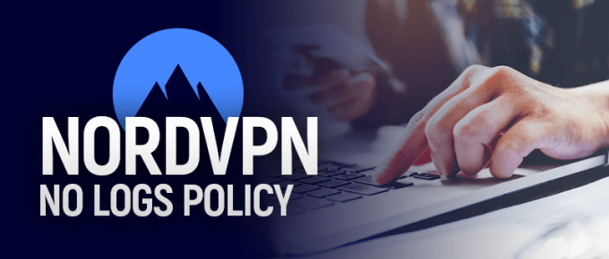 NordVPN No Logs Policy