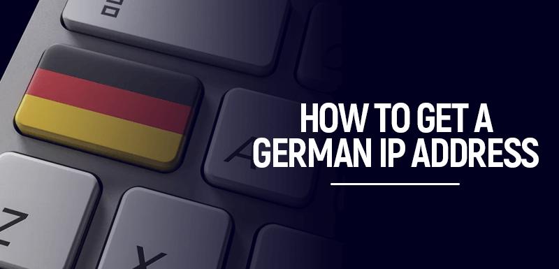 German IP Address