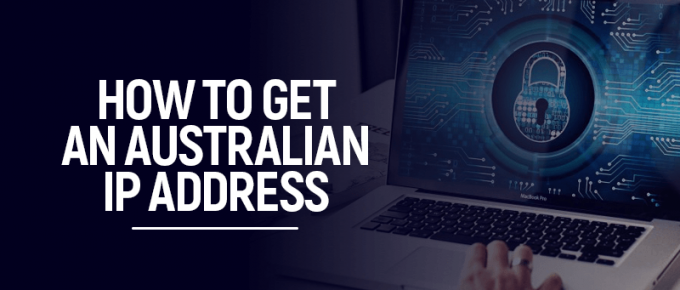 Australian IP Address