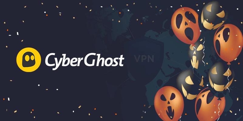 Cyberghost halloween deals