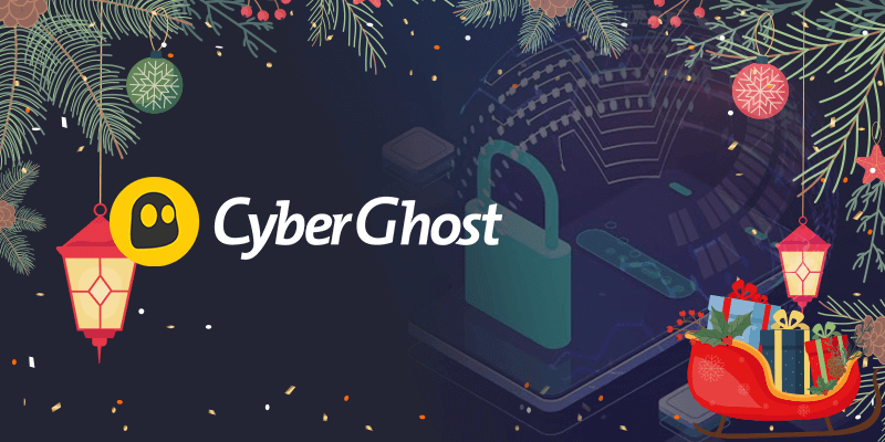 Cyberghost Christmas Deal