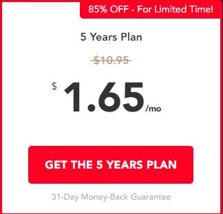Limited lifetime plan PureVPN