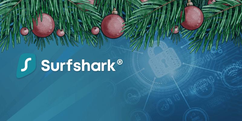 Surfshark Christmas deal