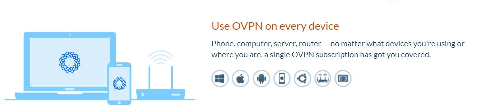 OVPN apps