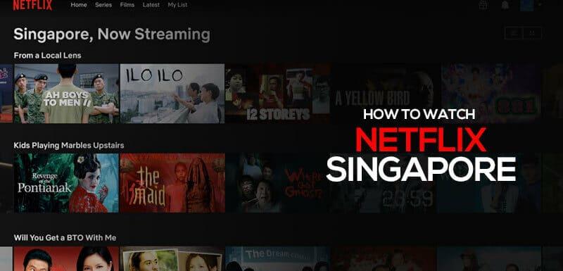 Netflix Singapore